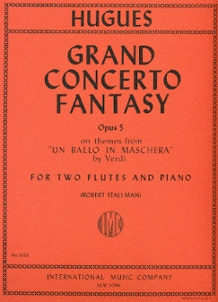 Grand Concerto Fantasy, Op. 5 (Two Flutes)