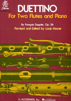 Duettino (Two Flutes)