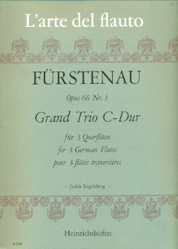 Grand Trio in C Major Op. 66 No. 1 (Three Flutes)