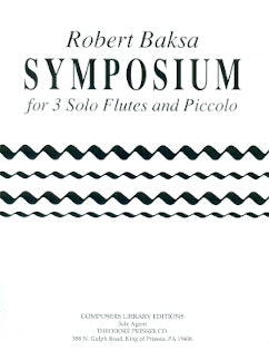 Symposium (Four Flutes)