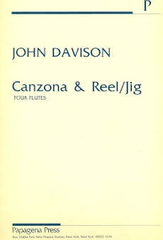 Canzona & Reel/Jig (Four Flutes)