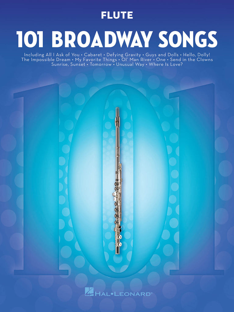 101 Broadway Songs (Popular Arrangements)