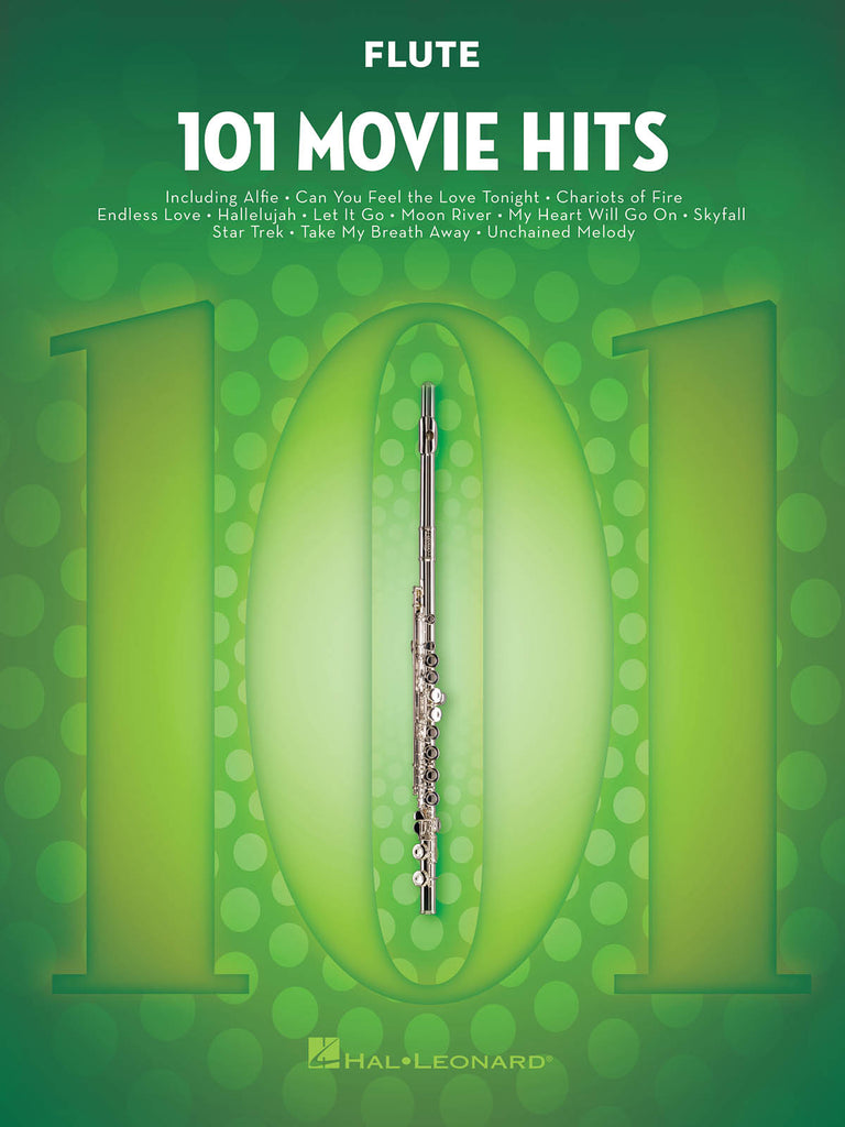 101 Movie Hits (Popular Arrangements)
