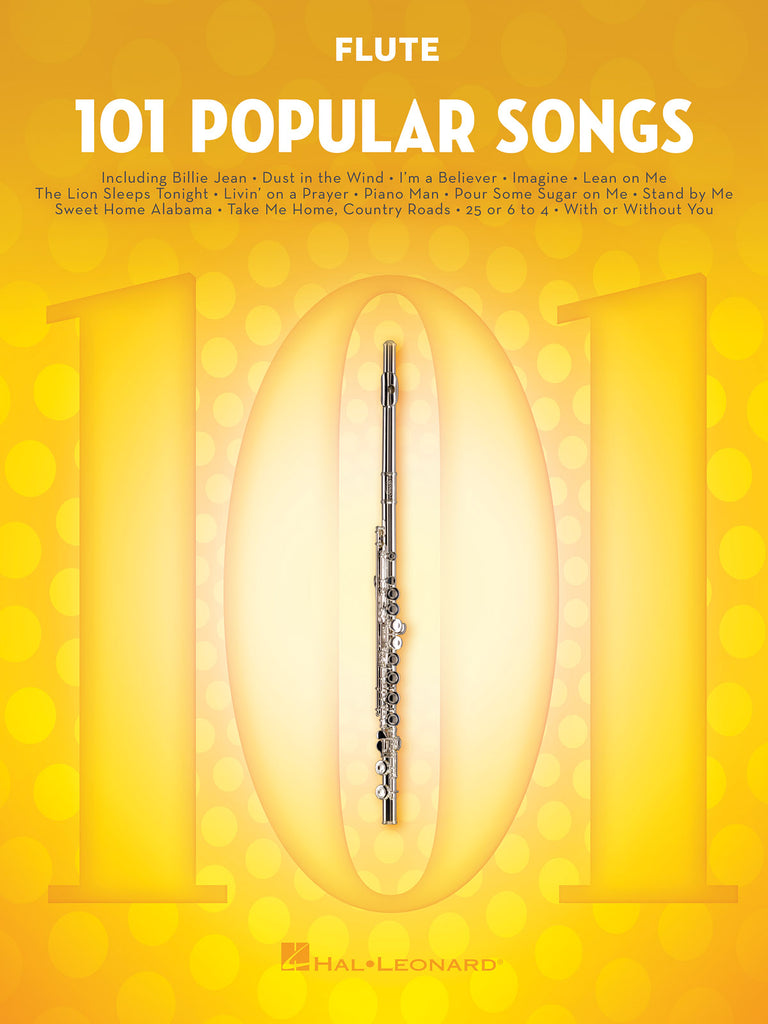 101 Popular Songs (Popular Arrangements)