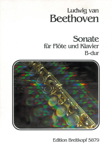 Sonata in Bb major (Flute and Piano)