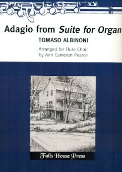 Adagio From Suite for Organ (Flute Choir)