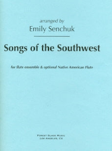 Songs of the Southwest (Flute Choir)