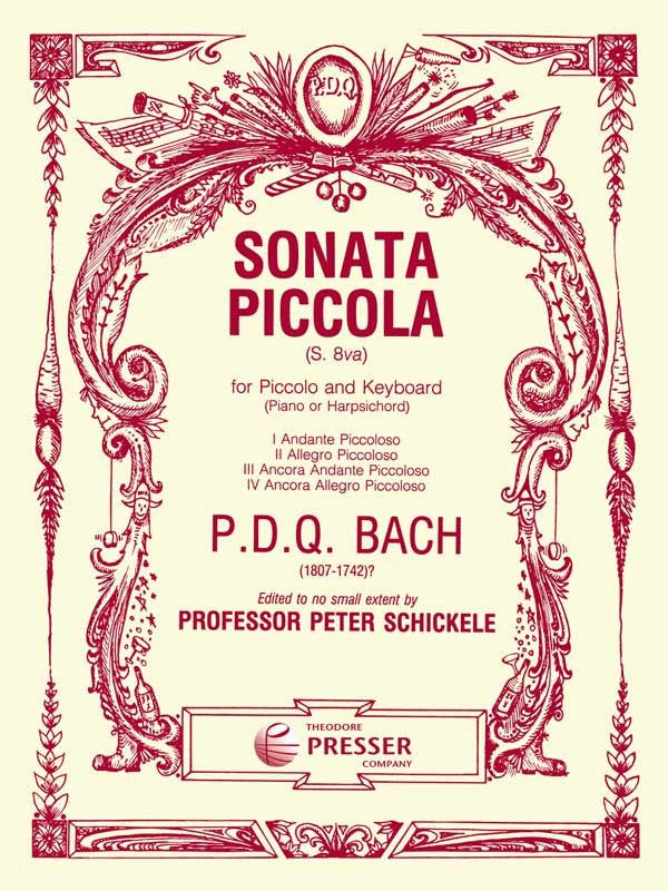 Sonata Piccola (Piccolo and Piano)