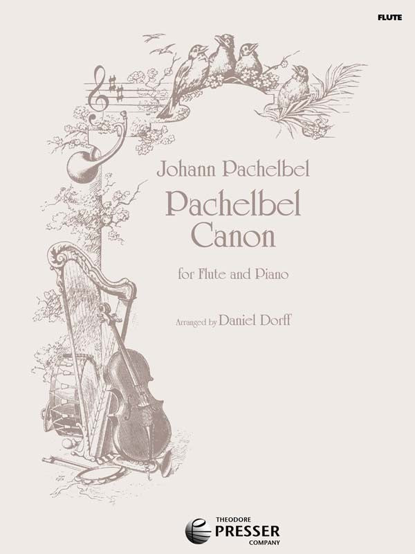 Pachelbel's Canon (Flute and Piano)