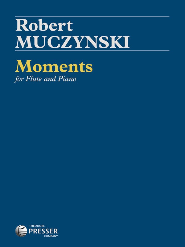Moments, Opus 47 (Flute and Piano)