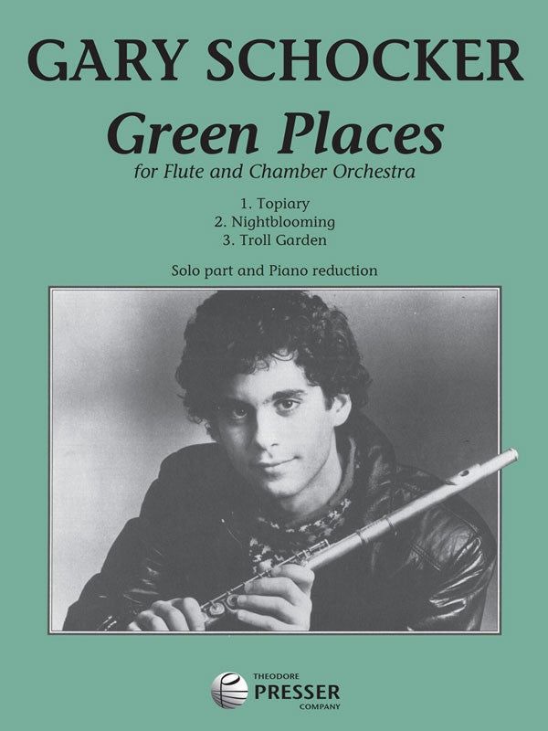 Green Places (Flute and Piano)