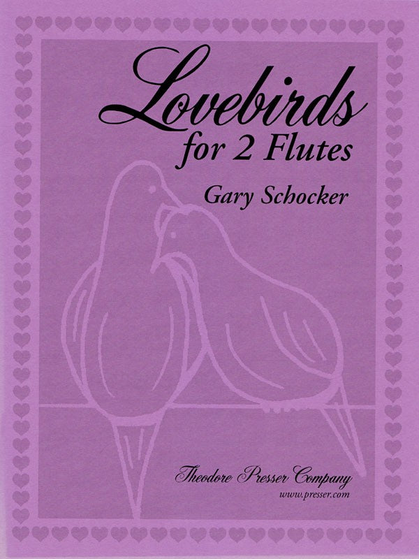 Lovebirds (Two Flutes)