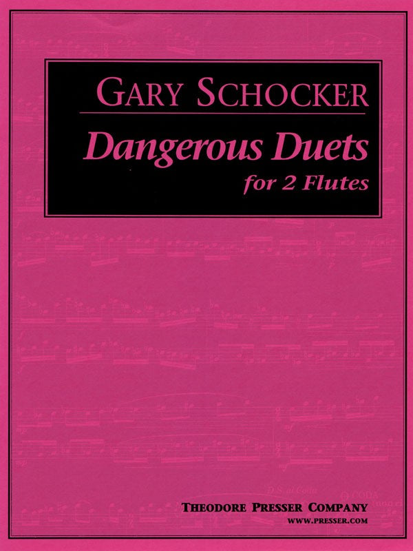 Dangerous Duets (Two Flutes)