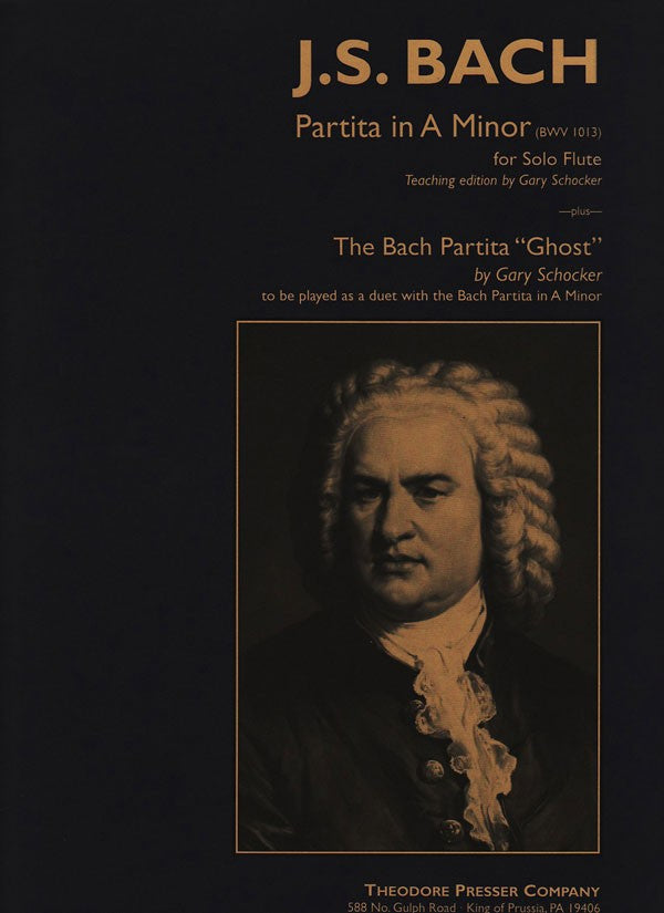 "Partita in A minor, BWV 1013 and The Bach Partita ""Ghost"""