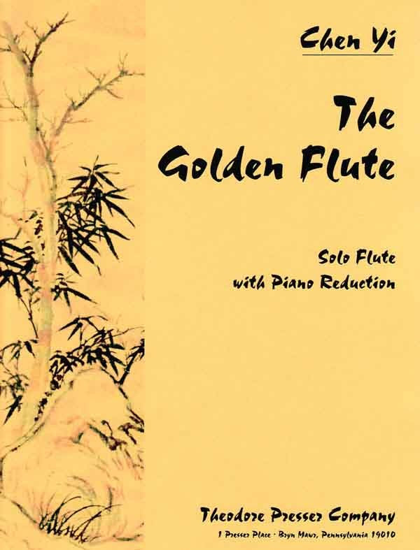 The Golden Flute (Flute and Piano)