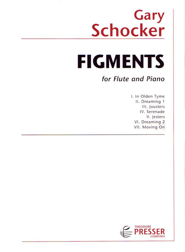 Figments (Flute and Piano)