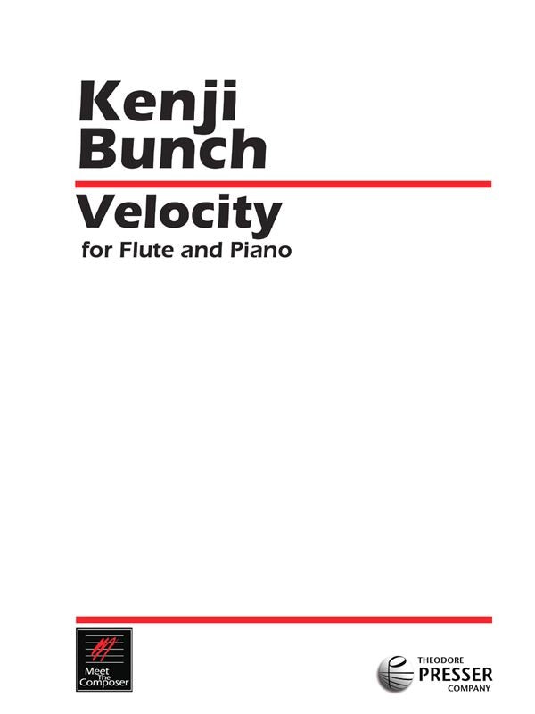 Velocity (Flute and Piano)