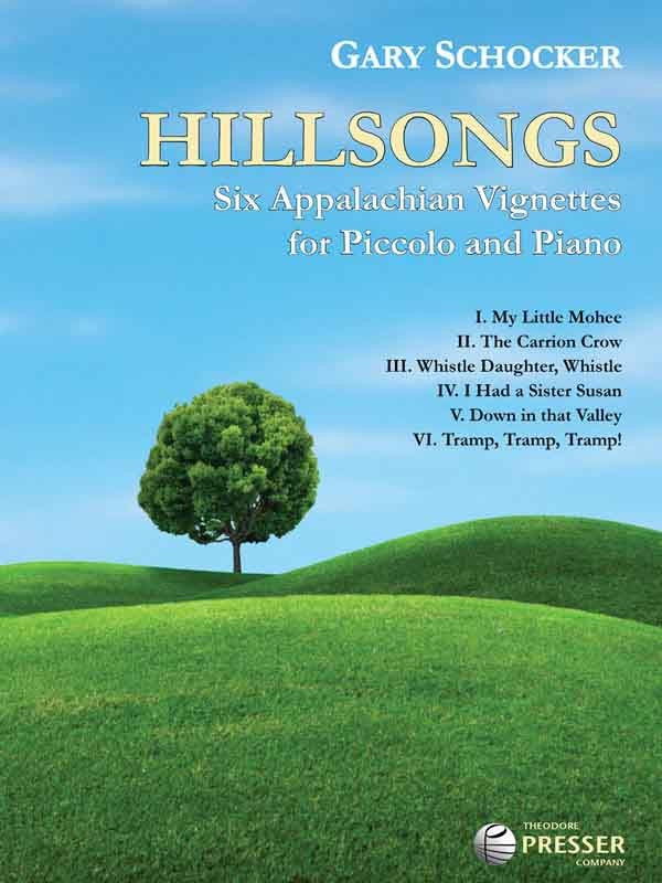 Hillsongs - Six Appalachian Vignettes (Piccolo and Piano)