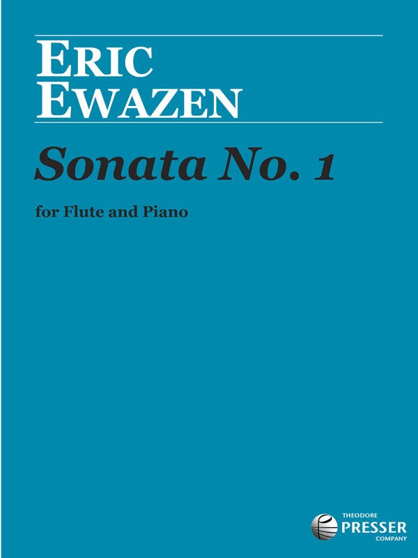 Sonata No. 1 (Flute and Piano)