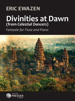 Divinities At Dawn - from Celestial Dancers (Flute and Piano)
