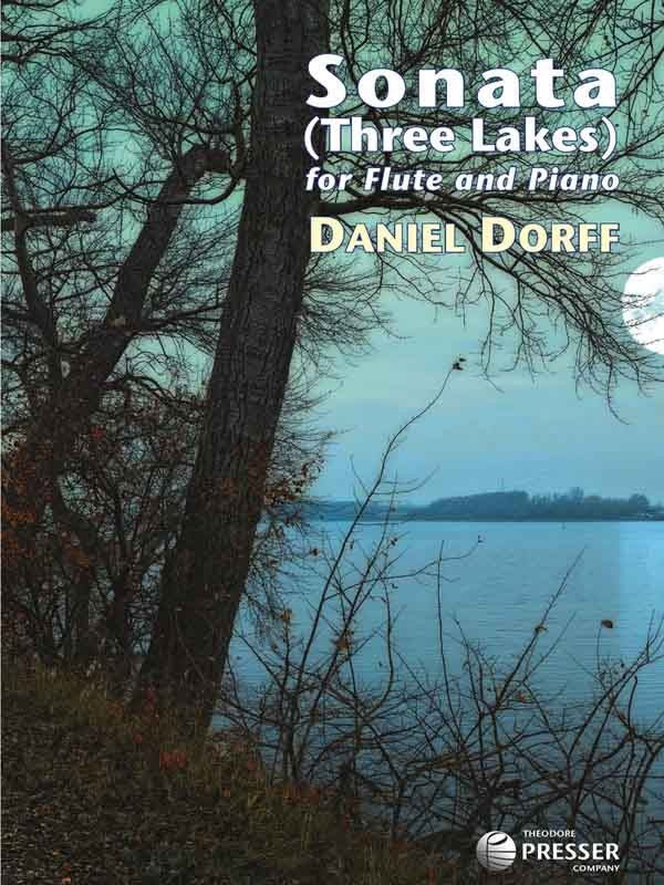 Sonata (Three Lakes) (Flute and Piano)