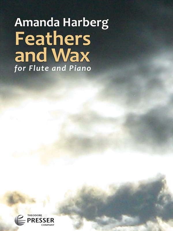 Feathers And Wax (Flute and Piano)