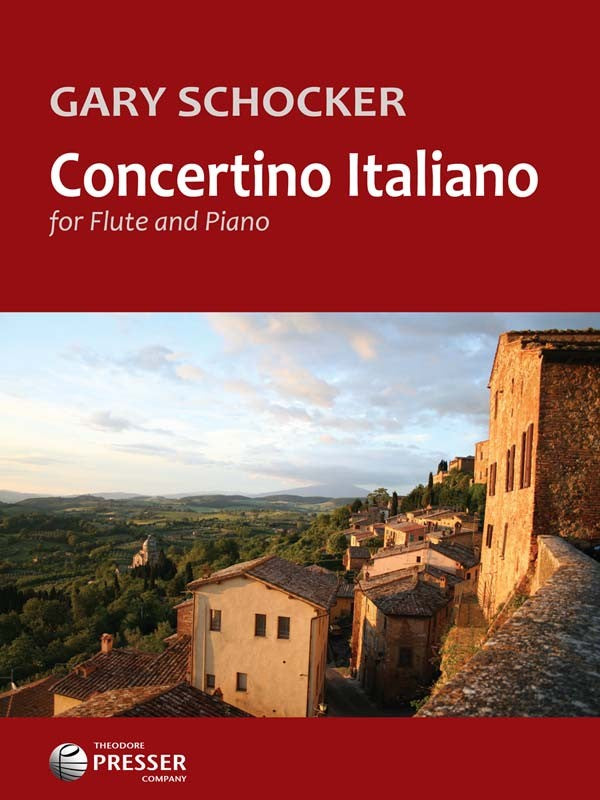 Concertino Italiano (Flute and Piano)