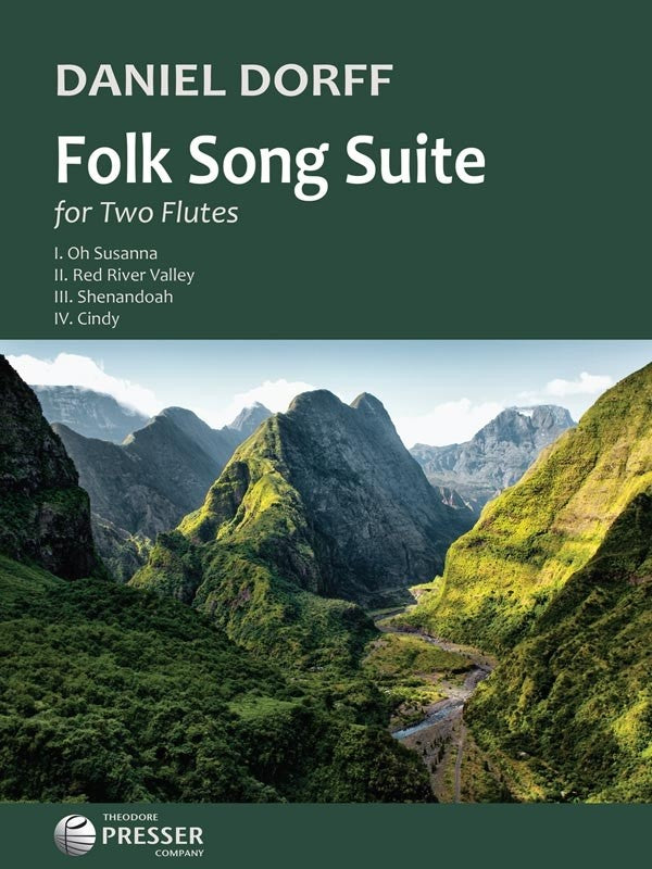 Folk Song Suite (Two Flutes)