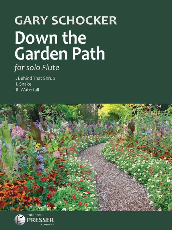 Down the Garden Path (Flute Alone)