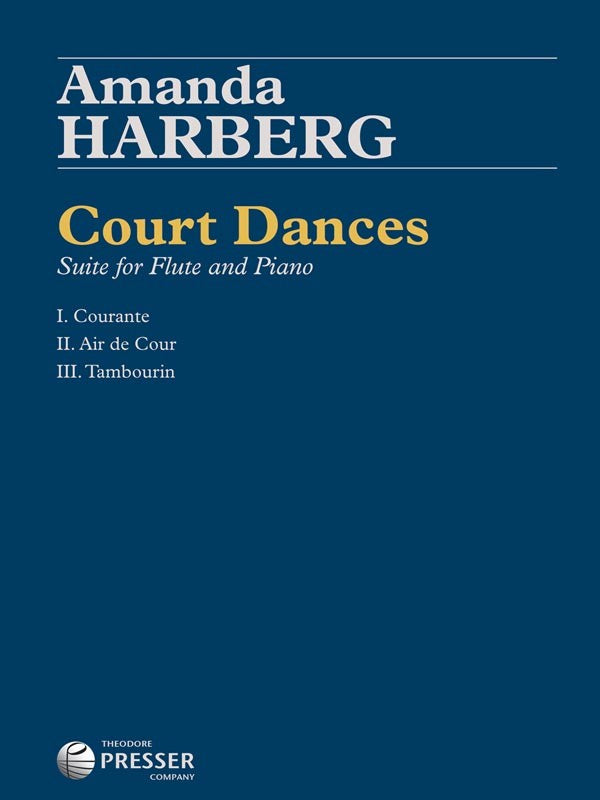 Court Dances (Flute and Piano)