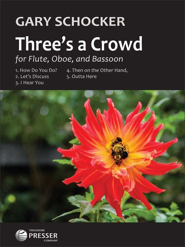 Three's a Crowd (Flute, Oboe, Bassoon)