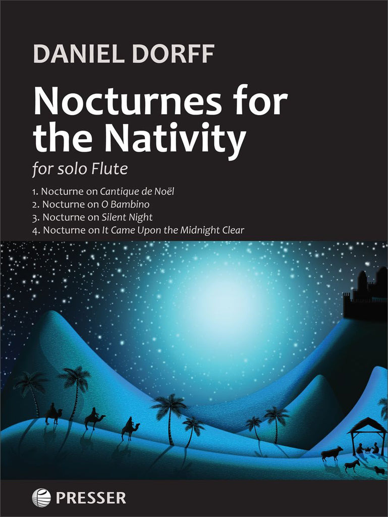 Nocturnes for the Nativity (Flute Alone)