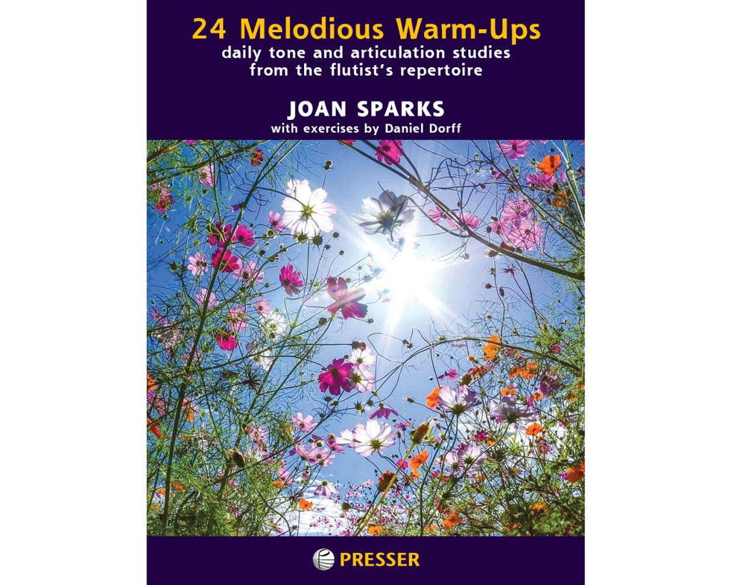 24 Melodious Warm-Ups (Studies)