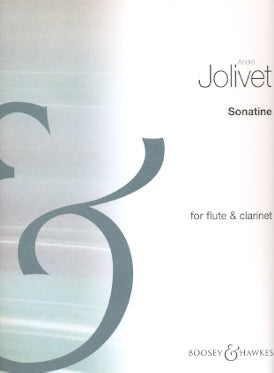 Sonatine (Flute and Clarinet)