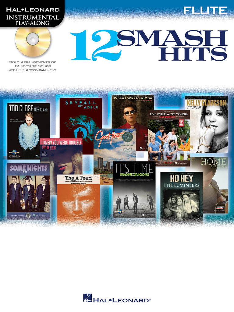 12 Smash Hits (Popular Arrangements)