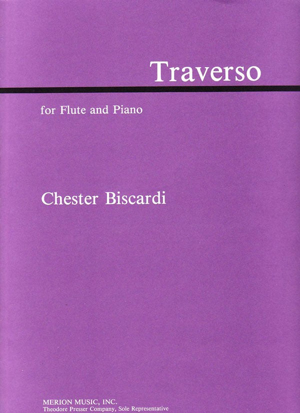 Traverso (Flute and Piano)