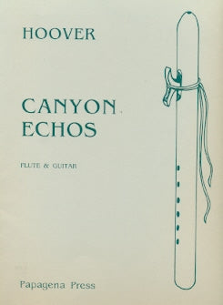 Canyon Echoes (Flute and Guitar)