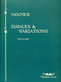 Dances & Variations (Flute and Harp)