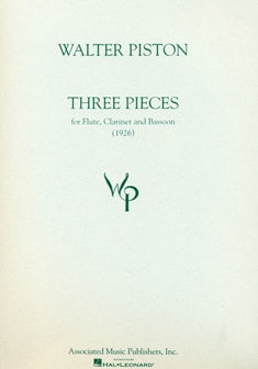 3 Pieces (Mixed Woodwinds)