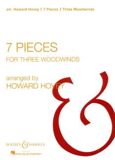 7 Pieces for Three Woodwinds