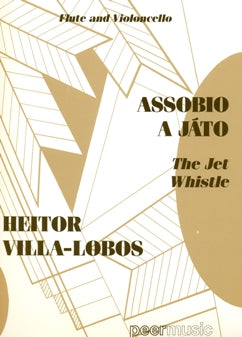 Assobio a Jato (Jet Whistle) (Flute, Cello)