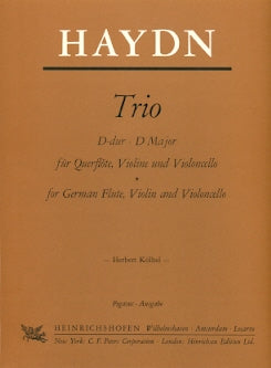 Trio in D Major (Flute, Violin, Cello)