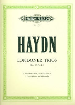 London Trios (Two Flutes)