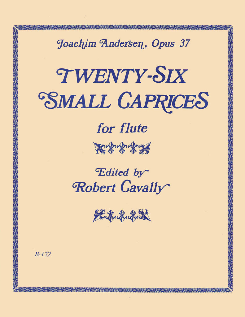 26 Small Caprices, Op. 37 (Etudes)