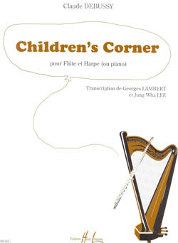 Children's corner (Flute and Piano or Harp)