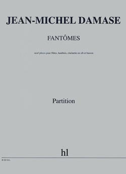 Fantômes (Flute, Oboe, Clarinet, and Bassoon)