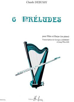 Préludes (6) (Flute and Piano or Harp)