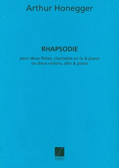 Rhapsody (Flute and Clarinet)