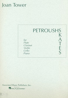 Petroushskates (flute, clarinet, violin, cello, piano)