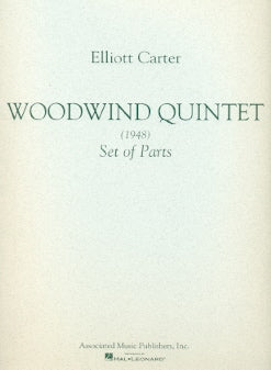 Woodwind Quintet (parts)